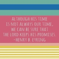 henry b eyring quote