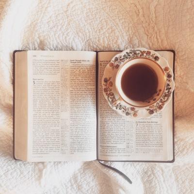 Bible Tea Time