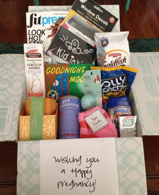 Newly Pregnant Care Package