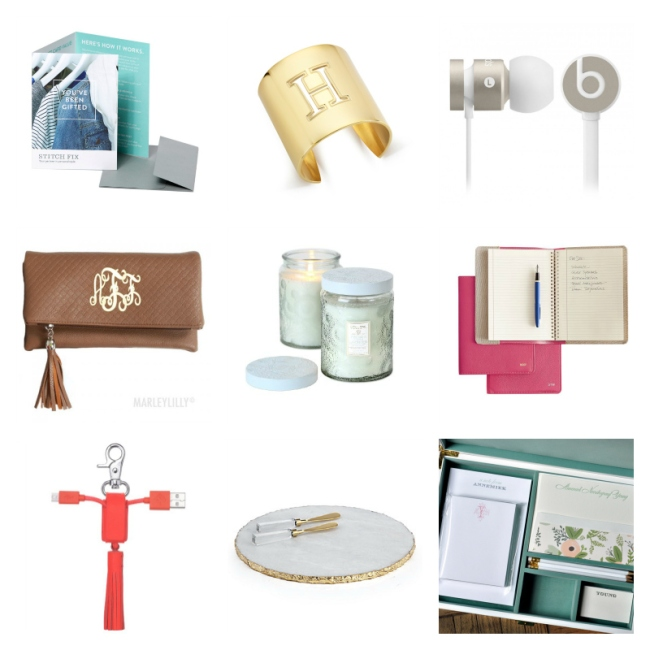 Gift Guide The Gift of Gifting for the Girl Who Has Everything